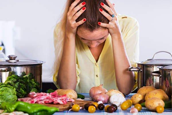 Dieta e mal di testa